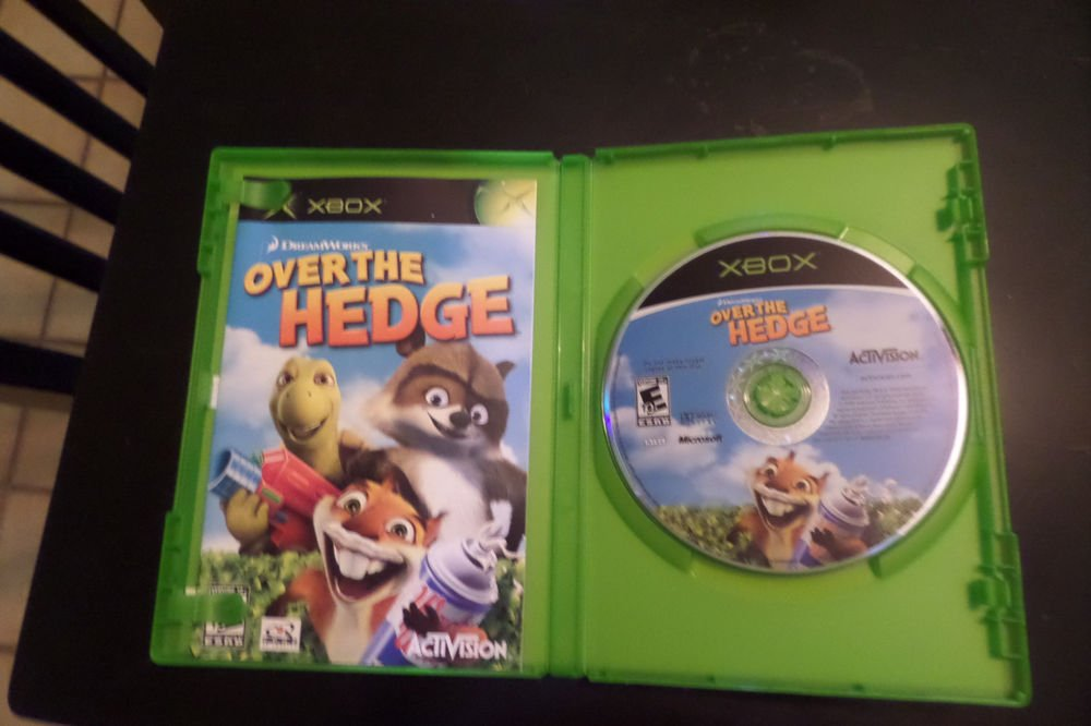 Over the Hedge (Microsoft Xbox, 2006)