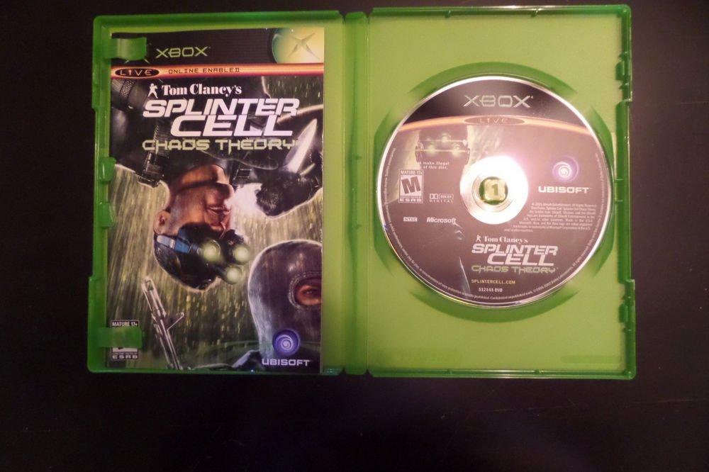 Tom Clancy's Splinter Cell: Chaos Theory - Xbox