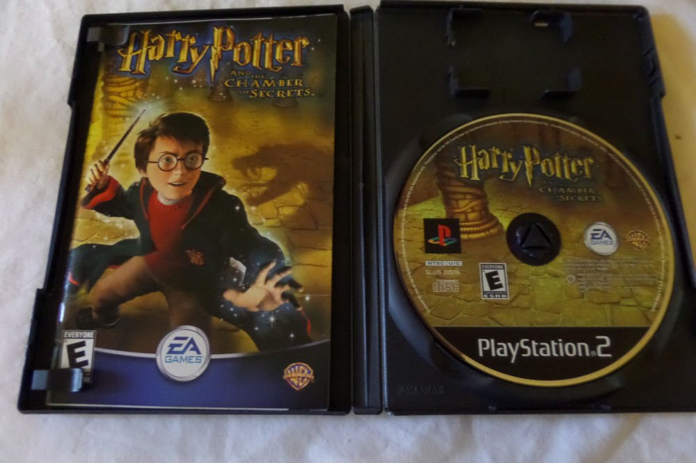 Harry Potter and the Chamber of Secrets (Sony PlayStation 2, 2002)