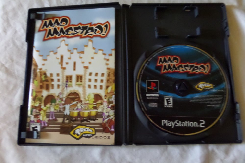 Mad Maestro (Sony PlayStation 2, 2002)