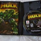 Incredible Hulk: Ultimate Destruction (Sony PlayStation 2, 2005)