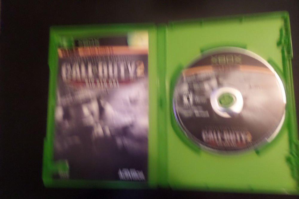 Call of Duty 2: Big Red One (Microsoft Xbox, 2005)