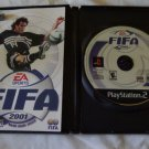 FIFA 2001: Major League Soccer (Sony PlayStation 2, 2000)