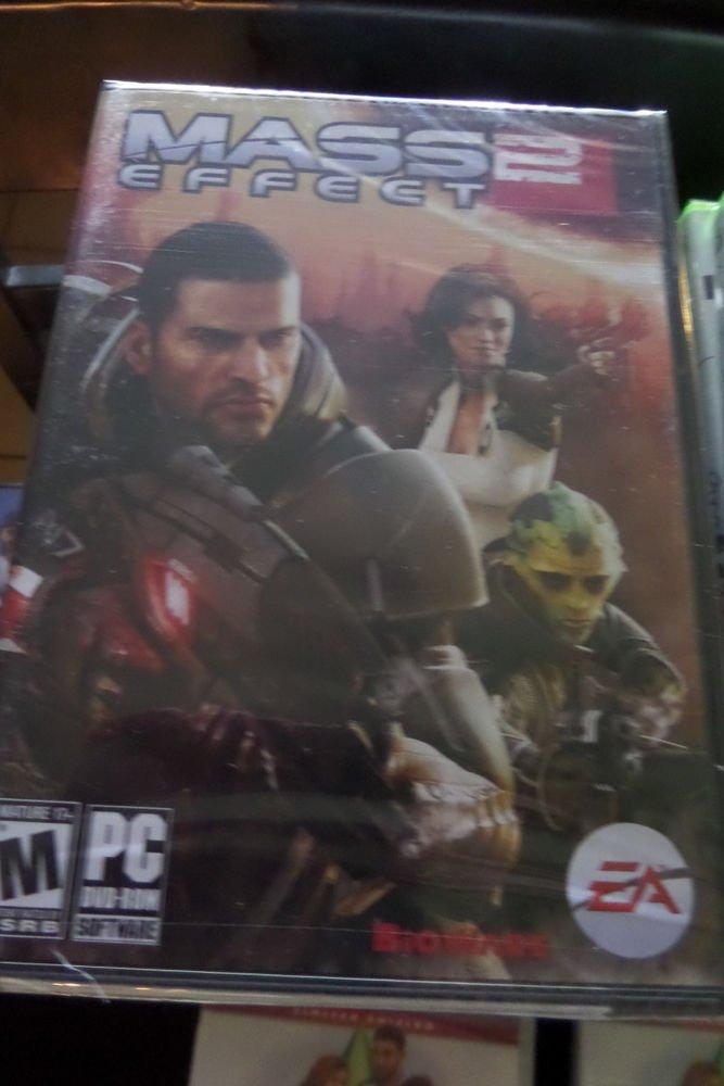 Mass Effect 2 (PC, 2010)