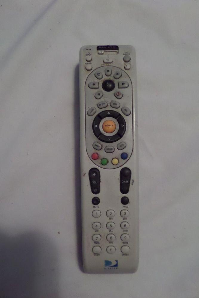 DirecTV Universal Remote Control RC24