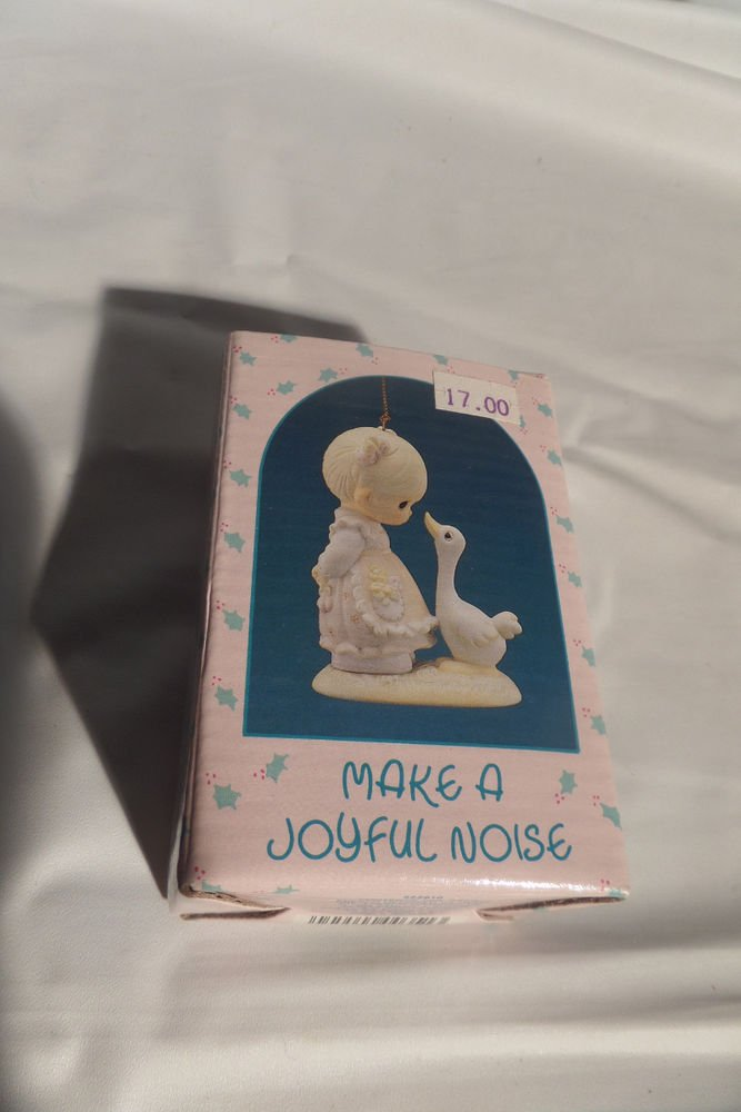 Precious Moments 1989 Make a Joyful Noise 522910