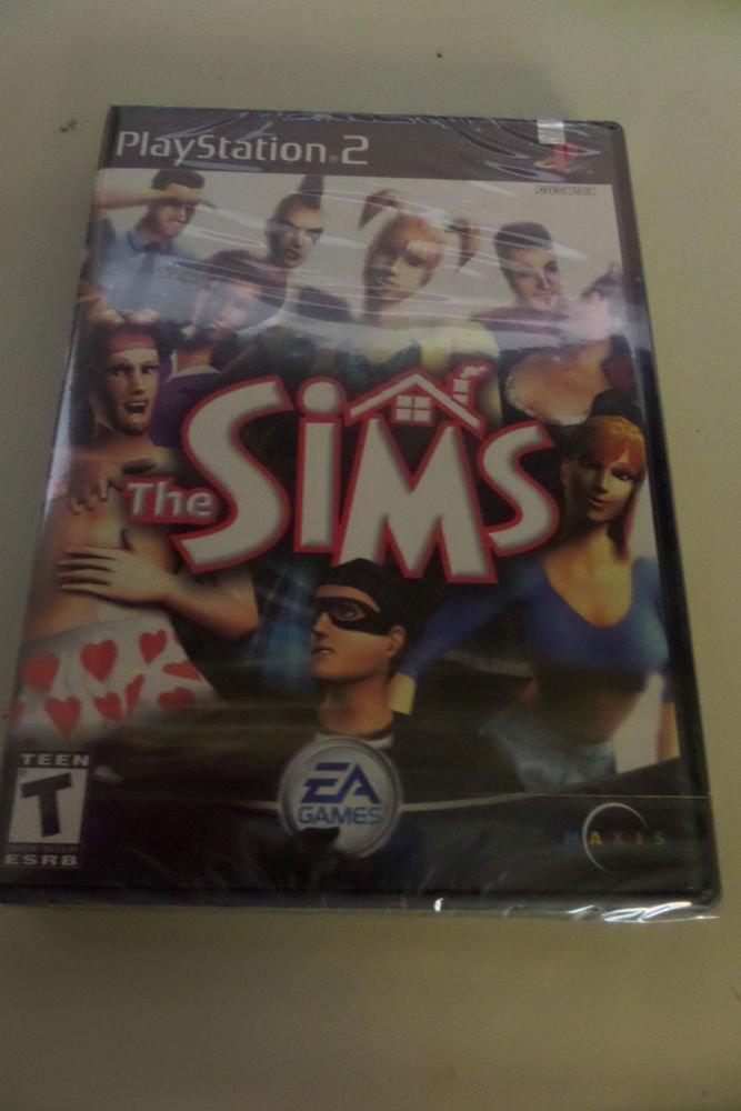 Sims (Sony PlayStation 2, 2004)