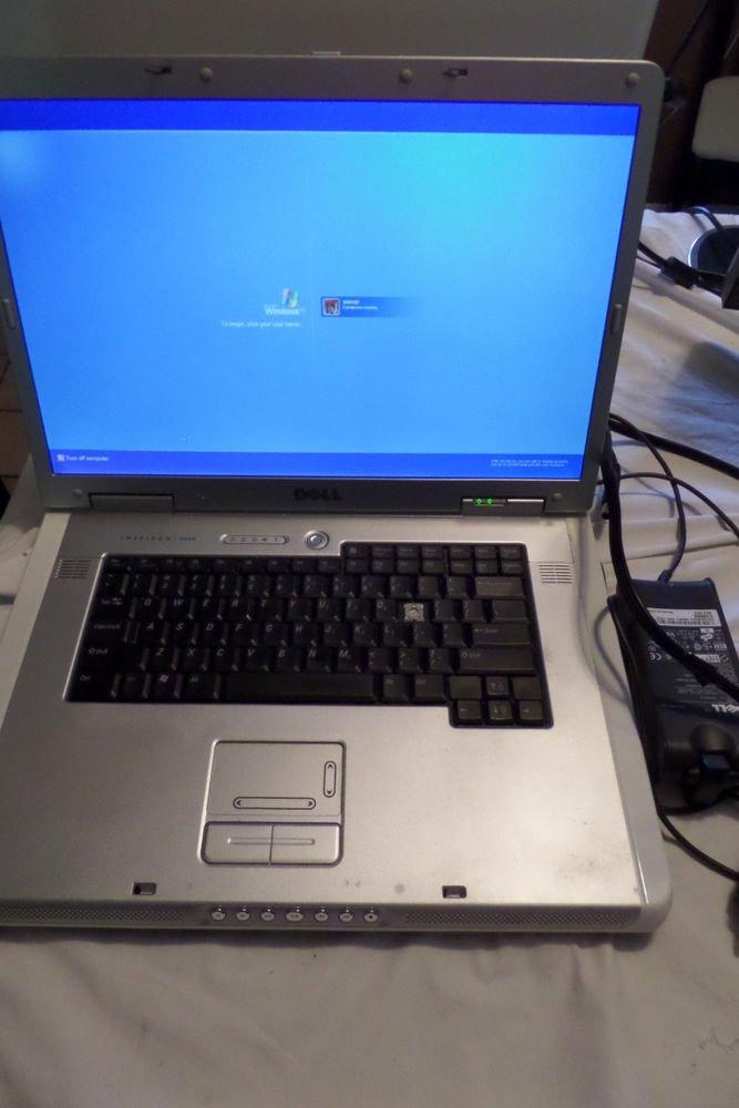 Dell Inspiron 9300  Intel 2.00GHz, 2GB RAM, GeForce Go6800, 250GB HD, Win XP Pro