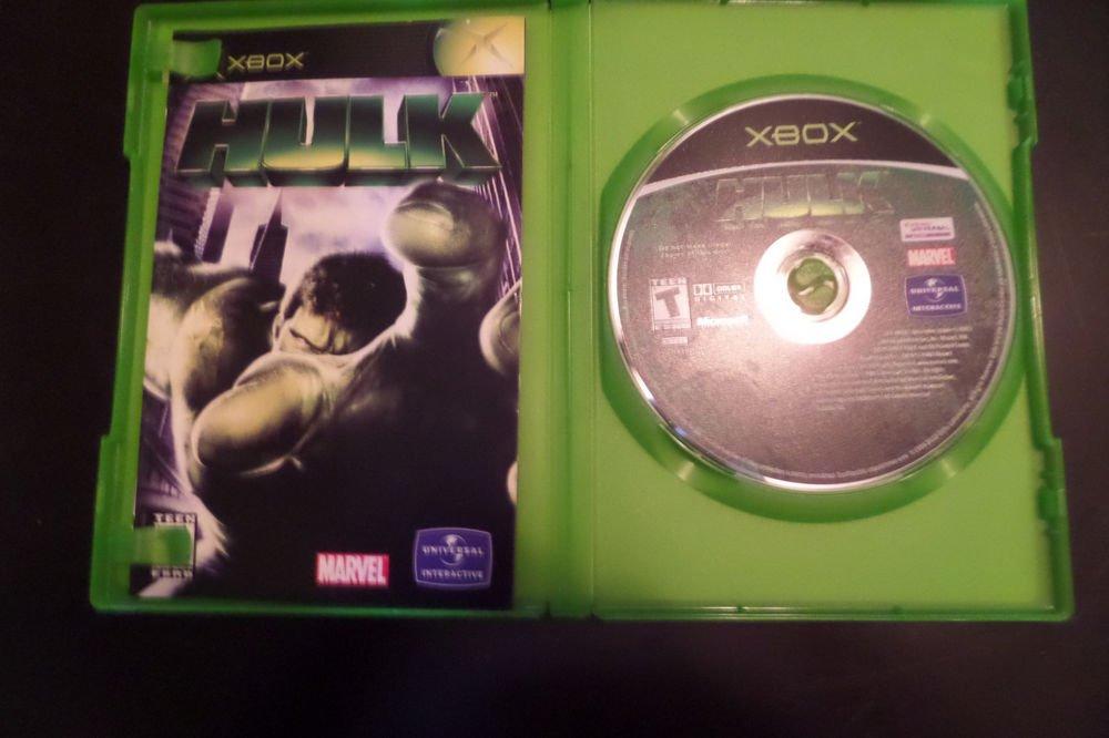 Hulk (Microsoft Xbox, 2003)