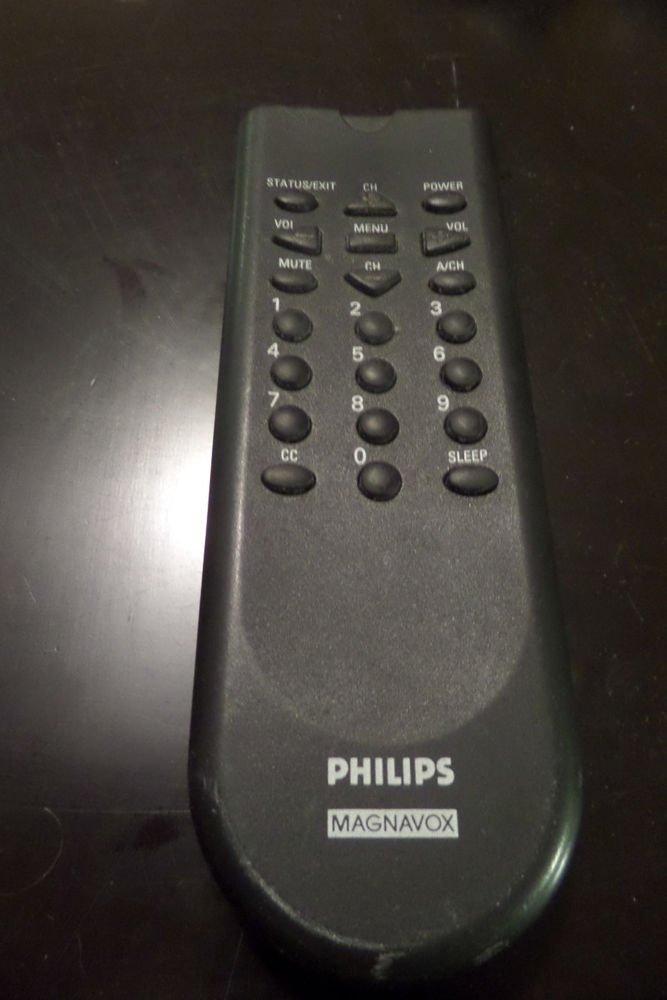 Philips Magnavox RC0801/04 TV Remote