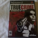 True Crime: Streets of L.A. (Sony PlayStation 2, 2003)