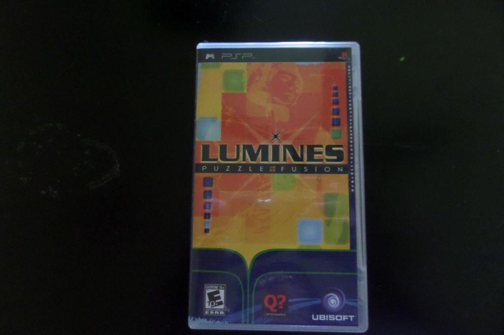 Lumines (Sony PSP, 2005)