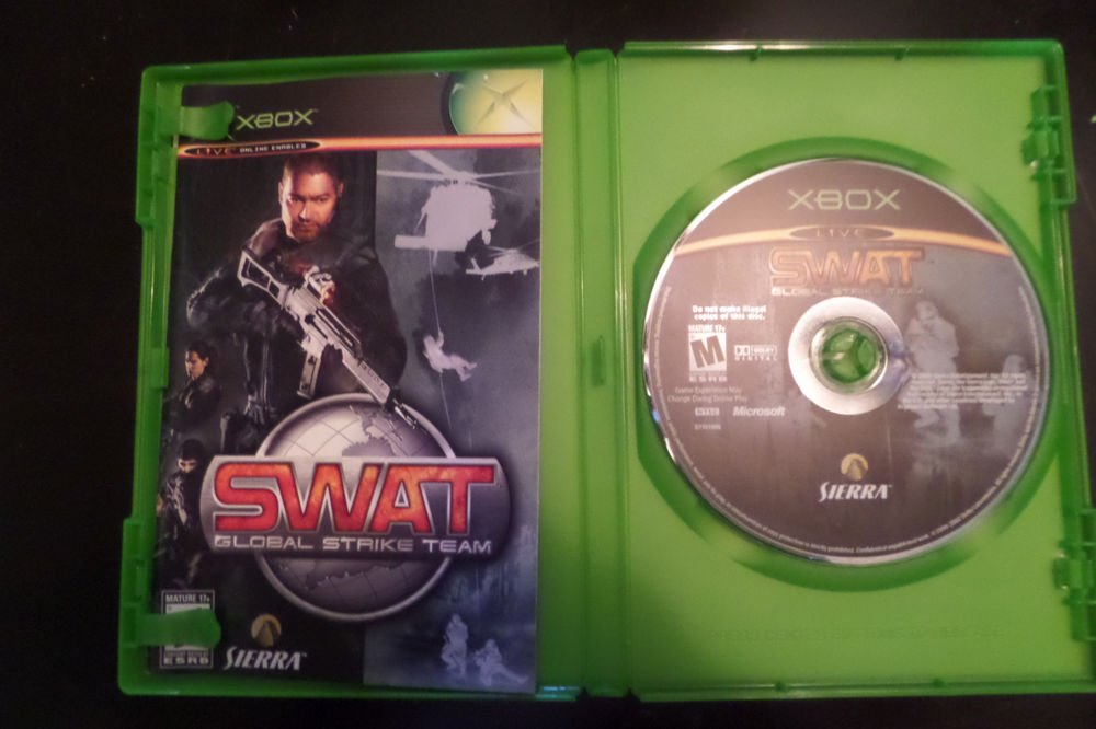 SWAT: Global Strike Team (Microsoft Xbox, 2003)
