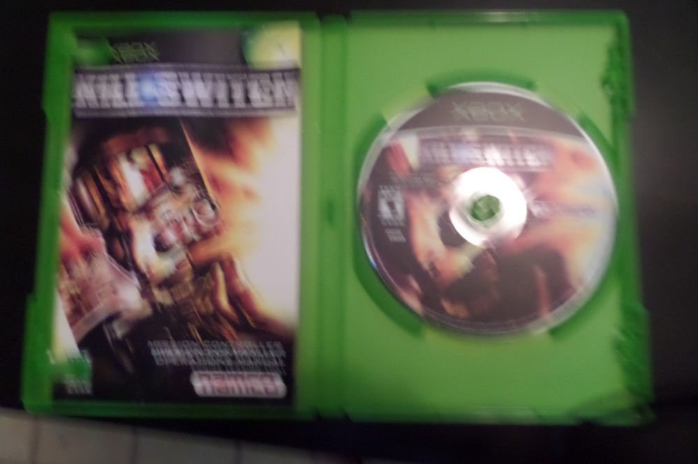 kill.switch (Microsoft Xbox, 2003)