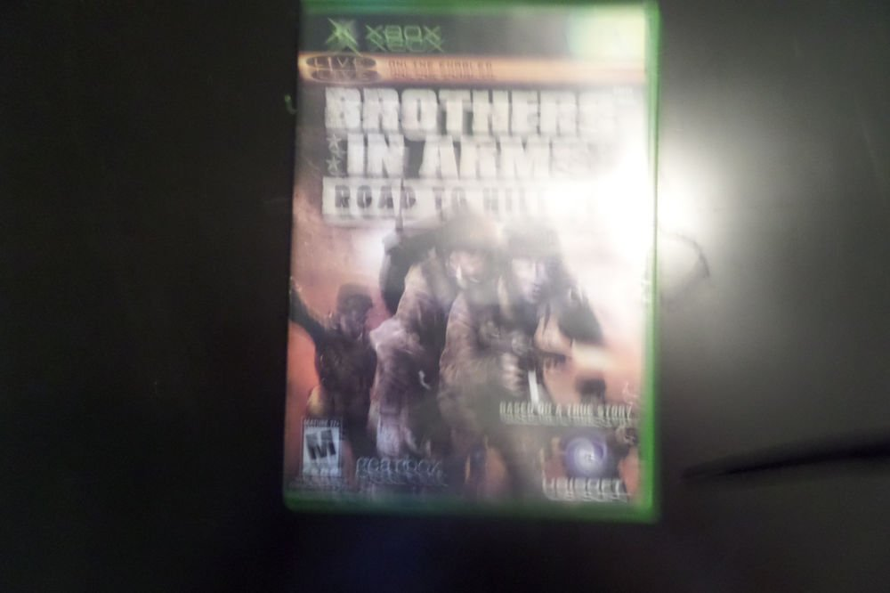 Brothers in Arms: Road to Hill 30 (Microsoft Xbox, 2005)