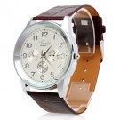 Men's Wrist Watch Dress Watch Big Numerals - **DISCOUNT**