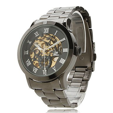 Men's Watch Auto-Mechanical Hollow Engraving - SPECIAL PRICE