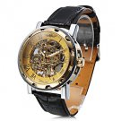 MEN'S WATCH MECHANICAL HOLLOW ENGRAVING - SPECIAL PRICE