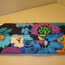 AUTH NEW VERA BRADLEY EYEGLASSES SUNGLASSES  HARD CASE MIDNIGHT BLUES # 09