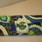 AUTH NEW VERA BRADLEY EYEGLASSES SUNGLASSES  HARD CASE RHYTHM & BLUES #10