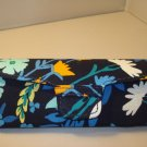 AUTH NEW VERA BRADLEY EYEGLASSES SUNGLASSES  HARD CASE MIDNIGHT BLUES # 12