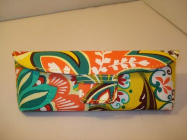 AUTH NEW VERA BRADLEY EYEGLASSES SUNGLASSES HARD CASE PROVENCAL #22