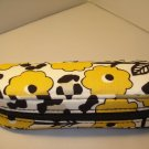 AUTH NEW VERA BRADLEY EYEGLASSES ZIPPERED CASE GO WILD # 04