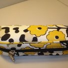 AUTH NEW VERA BRADLEY EYEGLASSES ZIPPERED CASE GO WILD # 06