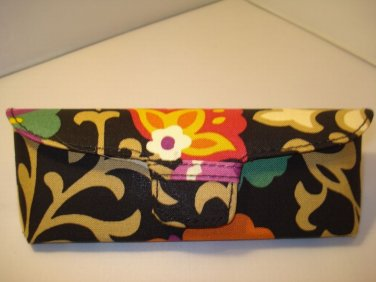 AUTH NEW VERA BRADLEY EYEGLASSES SUNGLASSES HARD CASE SUZANI #30