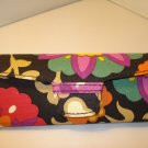 AUTH NEW VERA BRADLEY EYEGLASSES SUNGLASSES HARD CASE SUZANI #31