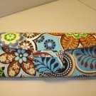 AUTH NEW VERA BRADLEY EYEGLASSES SUNGLASSES  HARD CASE BALI BLUE # 07