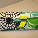 AUTH NEW VERA BRADLEY EYEGLASSES SUNGLASSES HARD CASE LIMES UP #07