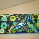AUTH NEW VERA BRADLEY EYEGLASSES SUNGLASSES  HARD CASE RHYTHM & BLUES #11
