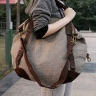 9. LARC™ Canvas shoulder Bag. No leather. FREE DELIVERY