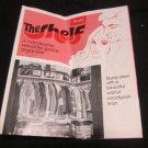 vintage Sears Roebuck & Co brochure for The Shelf organizer 1970s advertisement