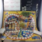 Vintage New York City Trivia Board Game Z100 Dunkin Donuts World Trade Center