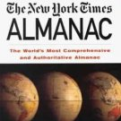 The New York Times Almanac 2000 by John W. Wright~MILLENNIUM EDITION~good cond.