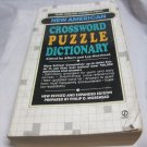 The New American Crossword Puzzle Dictionary by Albert H. Morehead~FREE US SHIP