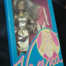"Vanna White 11.5"" doll~new in box~Gold Dress~HSC Home Shopping Club~free US ship"
