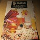 1977 calendar & liquor/wine catalog~Big Daddy's New City NY~Rockland County