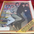 vintage The Cars cover Rolling Stone Newspaper magazine October 30 1980