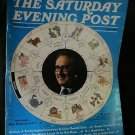 The Saturday Evening Post~Feb 1974~Henry Kissinger~Liza Minnelli~Ronald Reagan