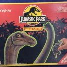 Jurassic Park Deluxe Play set Colorforms 1993 Vintage Toy 2400