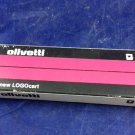 Vintage Olivetti New LOGOcart Black Nylon Tape Cash Registers P6040 Logos 40-80