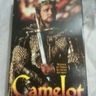 Camelot VHS 2 tape set 30th anniversary edition Richard Harris Vanessa Redgrave