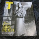 The New York Times Style Magazine June 2 2013 Mrs Prada Sofia Coppo on cover