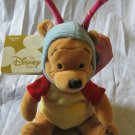 Mini Bean Bag Butterfly Pooh Stuffed doll/animal~Disney Store~NWT~417234519893