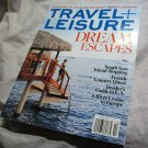 October 2012 Travel+Leisure Magazine~Dream Scapes & South Seas Island Hopping