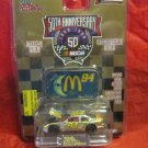 McDonald's Nascar 50th Anniversary Gold Series Racing Champions #94 die cast car