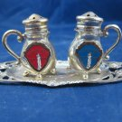 Vintage Statue of Liberty NY Salt & Pepper Shaker Set Souvenir Made in Japan
